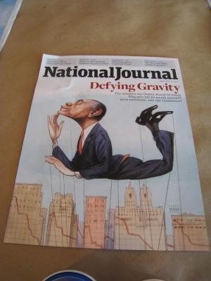 Best Magazine Cover