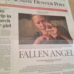 Best Headline--the story was about a drug addict named Angel.