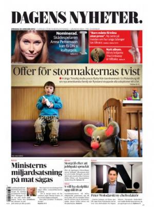 Dagens Nyheter A1