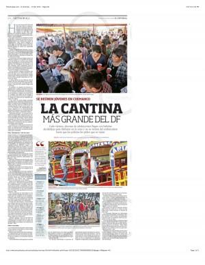 PressDisplay.com - El Universal - 17 Mar 2013 - Page #24