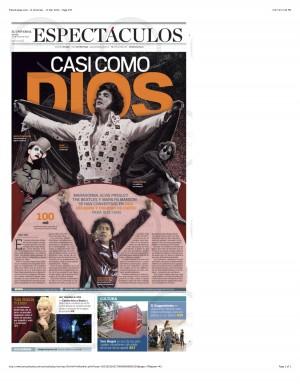 PressDisplay.com - El Universal - 17 Mar 2013 - Page #37