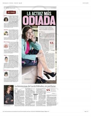 PressDisplay.com - El Universal - 17 Mar 2013 - Page #38