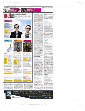 PressDisplay.com - El Universal - 17 Mar 2013 - Page #51