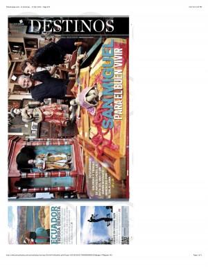 PressDisplay.com - El Universal - 17 Mar 2013 - Page #57