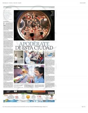 PressDisplay.com - El Universal - 24 Mar 2013 - Page #58
