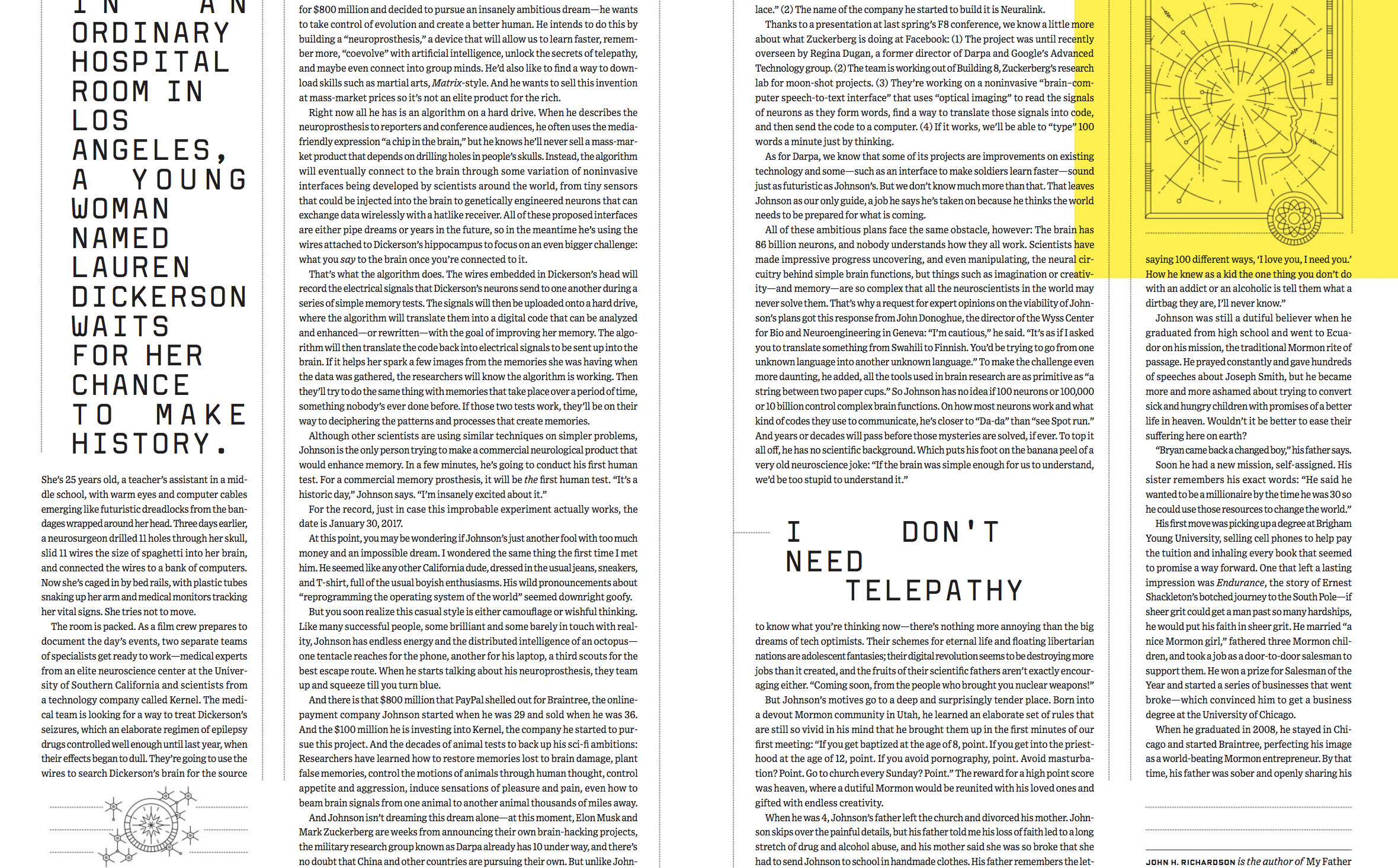 PUBLICATION DESIGN – Page 7 – GRA 500.3 | PROF. CLAUDIA STRONG